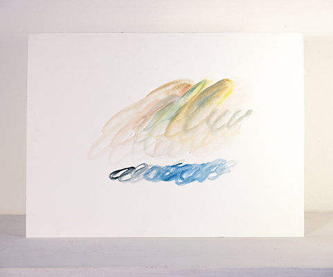something | watercolor_on_paper | 2009